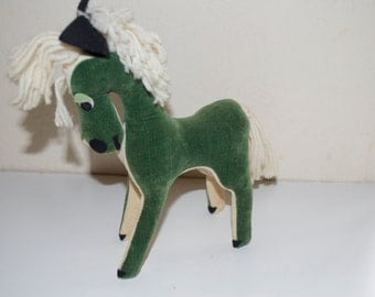 Dakin Dream Pets Green Horse