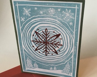 Winterland Greeting Card