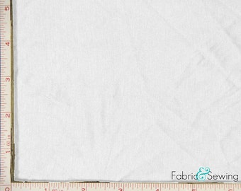 "White Techno Scuba Novelty Stretch Fabric 4 Way Stretch Polyester Spandex 58-60"""