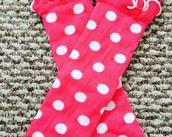 Baby girl leg warmers