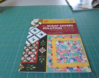 Scrap savers solution quilting patterns book