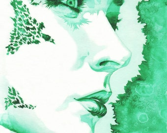 Print A4 - Green