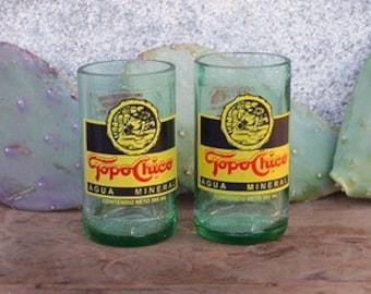 Topo Chico Drinking Glasses