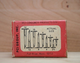 Vintage New Old Stock Upholstery Tacks