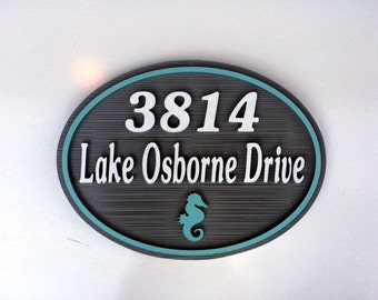 Beach House Signs, Custom Signs, Misc. Signs, Personalized House Signs, Business Signs