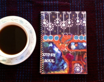 Journal-Gypsy Soul