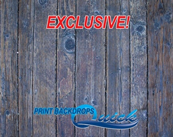 Dark Grey Wood - EXCLUSIVE - Vinyl Photography Backdrops