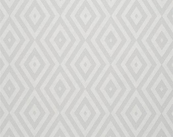 Diamonds Grey Wallpaper R2533