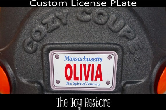 Ma Car Registration: Massachusetts : New Replacement Decals Stickers For Little