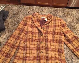 Ann Taylor Vintage Wool Blazer