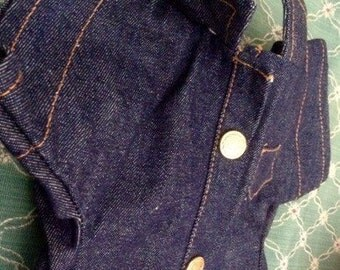 Tagged Tonka Levi Bear Jacket