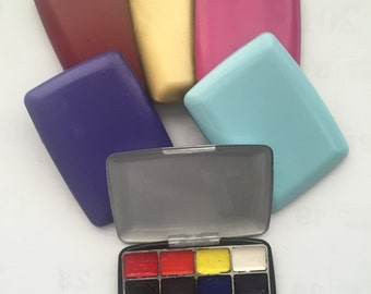 Watercolor Paint Palette