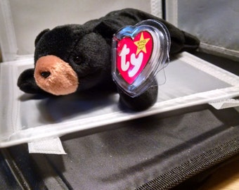 Ty, Beanie Baby, Beanie Babies,  Vintage, Collectible, Blackie