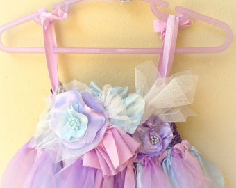 Sugar Sweet Princess Dress / pastel / tulle / birthday