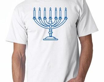Menorah T-Shirt - rel4 (80)