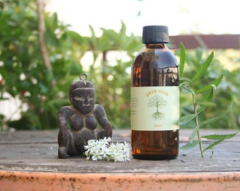 Tantra Massage and Body Oil *Aromatherapy Massage oil with Aphrodisiac Essential oils*