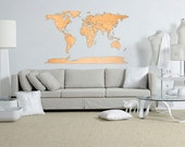 World map push pin corkboard with countries outlined. Adhesive Cork sales map. Cork travel map. World cork map. Cork educational map.