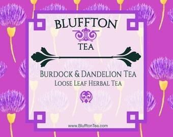 Burdock & Dandelion Root