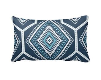SALE | 50% OFF: 12x22 Pillow Cover Navy Throw Pillow Cover Navy Blue Pillow Cover Blue Lumbar Pillow Rectangular Pillow Decorative Pillows