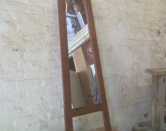 Lean-to Rustic mirror