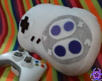 Super Nintendo Controller plush