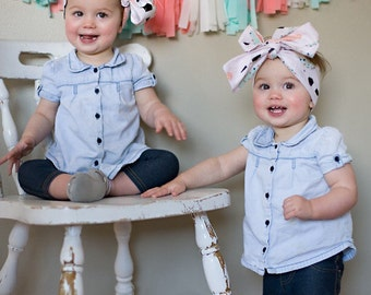 Baby headband ; feather headwrap; fabric head wrap; newborn headband; baby headband; toddler headband; adult headband; girl head