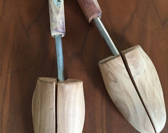 Vintage Wright's Shoe Trees