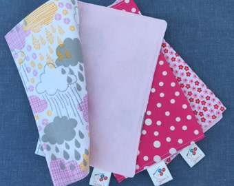 Baby Burp Cloths 3pack