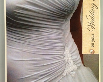 Wedding Day Bride Card