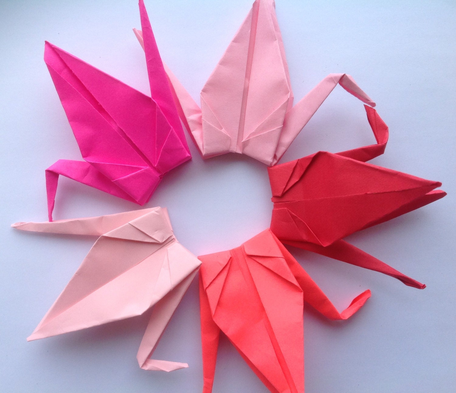 1000 5 5 origami cranes paper cranes wedding for 1000 paper cranes wedding decoration