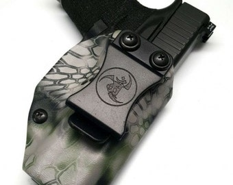 Smith and Wesson M&P BODYGUARD .380 Carry Conceal Kydex Holster