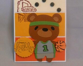 Beary Basketrball