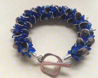 Kumihimo Bracelet (KB12)