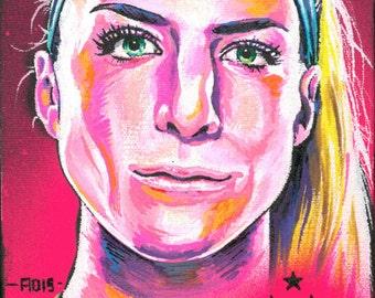 Julie Johnston Limited Edition Print