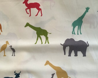 The Tribe from the Serengeti Collection for Birch Fabrics