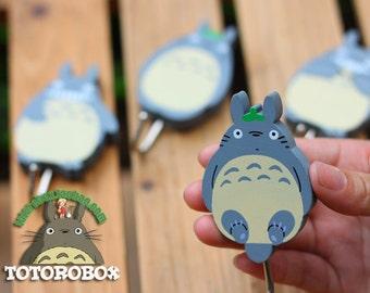 Totoro Hooks - 2 pieces per set