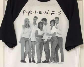 Friends Inspired Raglan T-Shirt