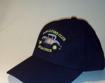 Vintage Ford Club Hat