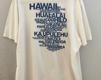 BIG ISLAND of Hawaii - James Perse T- Shirt