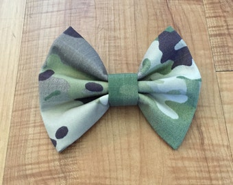 Plain Multicam OCP Army Bow