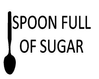 Spoon full of sugar Decal