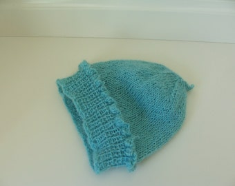 Baby Hat, Baby, Baby Hand Knit, Alpaca, Baby Clothes, Luxury, Baby Knit, Baby Gift, Your Colour Choices, Baby Gift, Showers Gift, Newborn