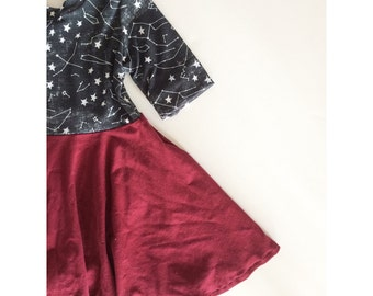 Annabelle Dress - Zodiac