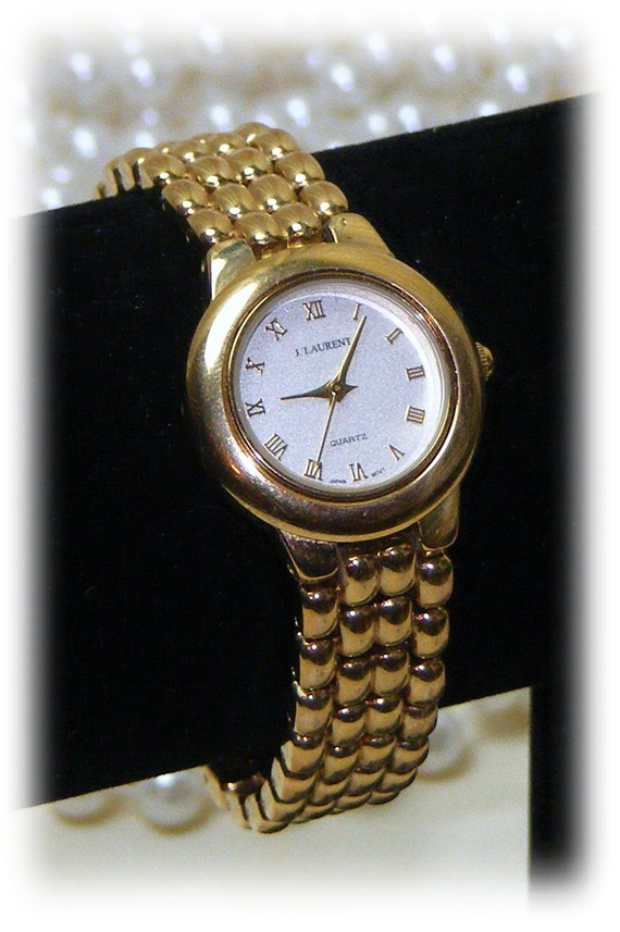 LADIES CHAIN LINK Wrist Watch