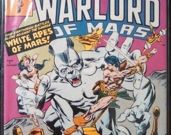 Edgar Rice Burroughs' John Carter, Warlord of Mars 5-Issues (1977) Comic Books