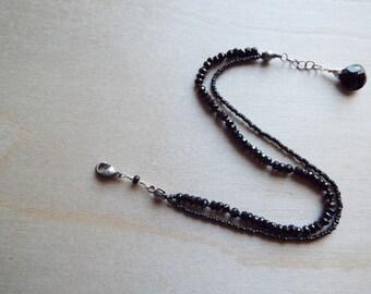 Onyx Gemstone Bracelet