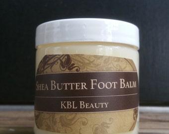 Shea Butter Foot Balm