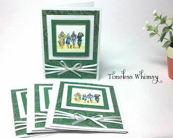 Wizard of Oz Handmade Card
