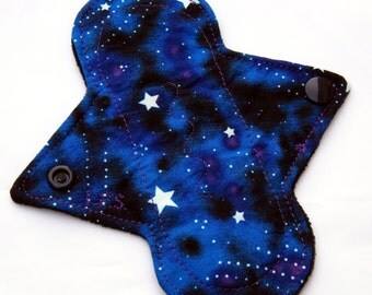 Cotton Mini Liner - Shooting Stars