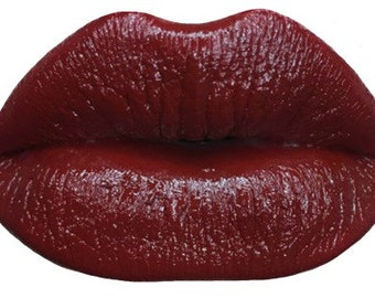 Deep Red Lipstck-Cream Lipstick- Old Money